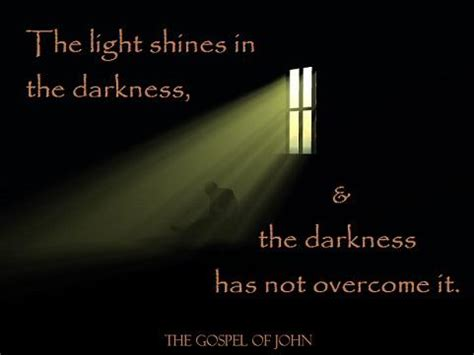 The Light Shines In The Darkness by Breathing Forgiveness December 2012