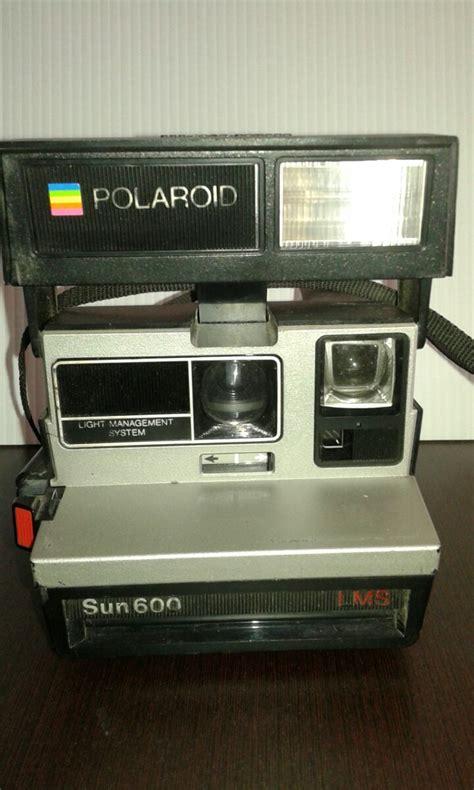 camara polaroid instantanea precio camara instantanea polaroid sun 600 500 00 en mercado