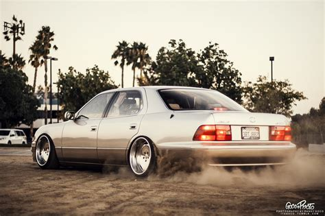 Theme Tuesdays Ucf10 Ucf20 Lexus Ls400s Stance Is