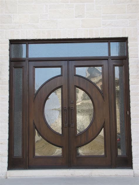 Custom Exterior Door Custom Front Entry Doors Custom Wood Doors From Doors For Builders Inc Solid Wood Entry