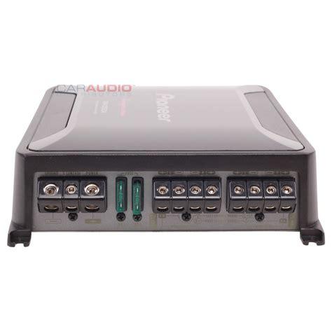 Power Lifier 4 Channel Pioneer Gm 8604 new pioneer gm d8604 4 channel class d lifier car