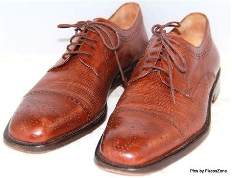 Ed Oxford Brown mezlan vicente oxford brown cap toe mens shoes size 8 m