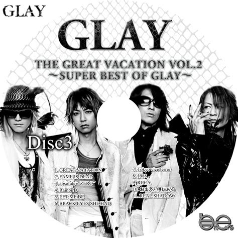 Cd Sugiarto 14 Best Of The Best Vol2 自己れ べる glay the great vacation vol 2 best of glay