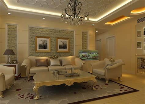 style living room contracted european style living room design 3d house