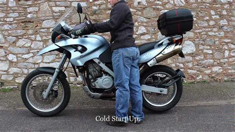 Bmw Motorrad Gs 650 by Bmw Motorrad F650gs 2006 Youtube