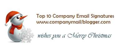top 10 company email signatures