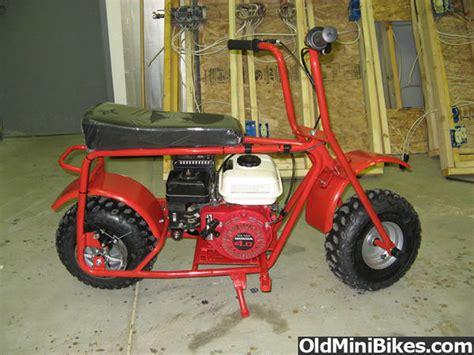 doodle bug mini bike problems db30 tav2 and honda gx 120