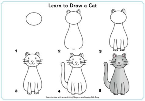 learn how to make doodle 20 easy animals to draw for practice hobby lesson