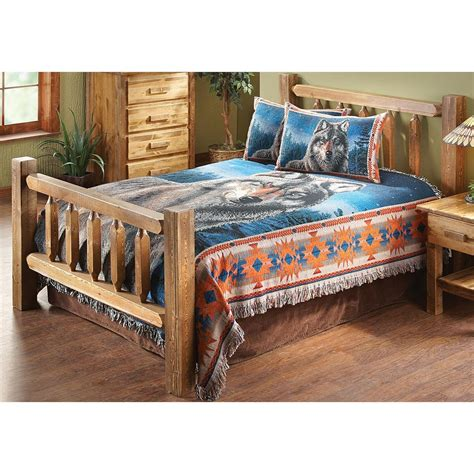 log bedroom furniture sets rustic bedroom furniture sets wood bed frame and log