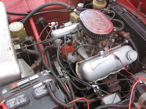 saab v4 engine 1970 flickr photo