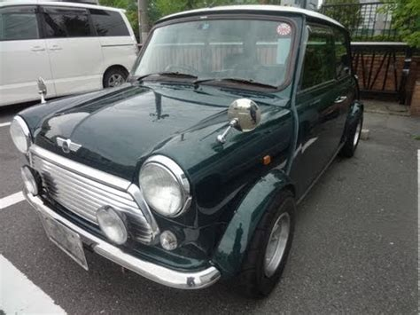 Sale Kaleng Kerupuk Mini 2 tom here is your car 1998 mini cooper s for sale tokyo japan