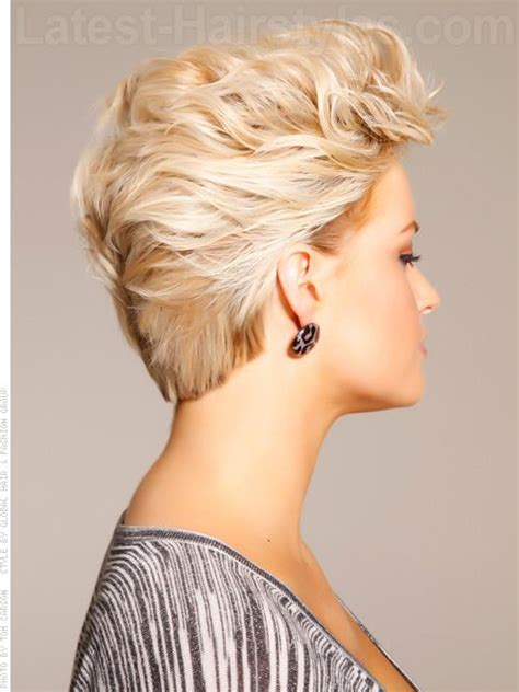 crop haircut with crown volume 17 best images about love these hairstyles on pinterest