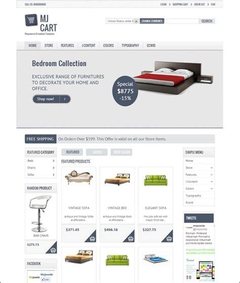 30 Stunning Joomla Virtuemart Templates Idevie Joomla Shopping Cart Template Free