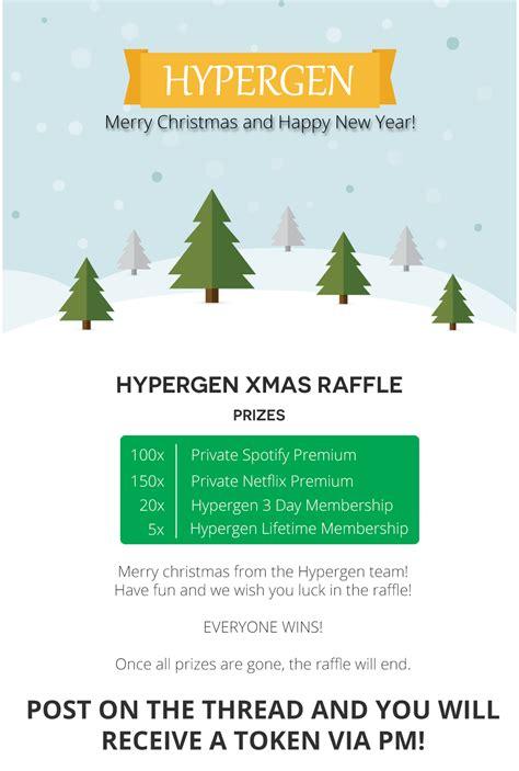 Free Netflix Account Giveaway - hypergen xmas giveaway free netflix spotify accounts and membership