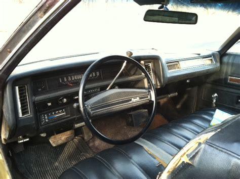 1972 Impala Interior 1972 chevrolet impala pictures cargurus