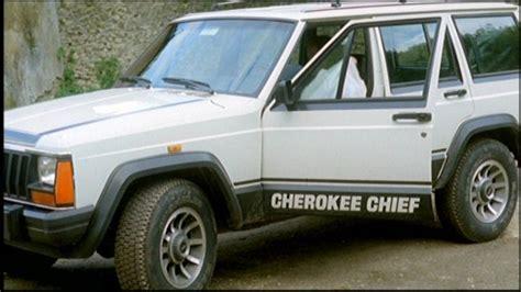 jeep cherokee chief xj imcdb org 1984 jeep cherokee chief xj in quot la casa dell