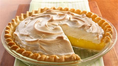 lemon meringue pie recipe from pillsbury com