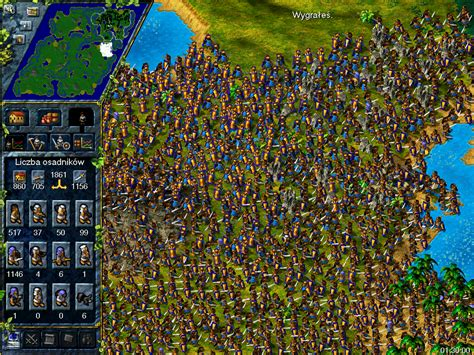 settlers 2 africa map screeny z gry the settlers the settlers www
