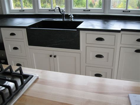Soapstone Apron Sink soapstone sink and countertop home repairs remodel ideas