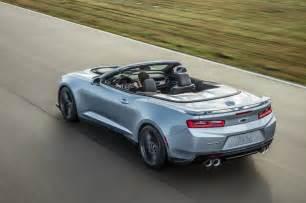 2017 chevy camaro zl1 convertible revealed gm authority