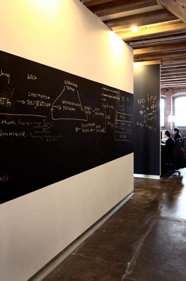 3 Ways To Use Chalkboard Paint In Your Office Stylists Blackboard For Room