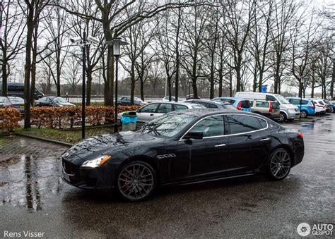 2016 black maserati quattroporte maserati quattroporte gts 2013 9 february 2016 autogespot