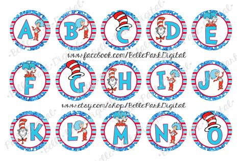 dr seuss printable alphabet letters dr seuss letters levelings