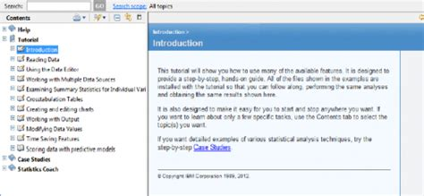 tutorial spss ibm ibm 174 spss 174 statistics base integrated student edition v 23