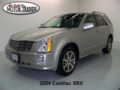 how make cars 2004 cadillac srx lane departure warning purchase used 2004 cadillac srx pano roof dvd leather heated 3rd row seating bose sound 85k in