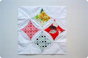 cathedral window block sometimes crafter