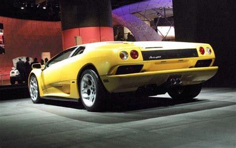 2001 Lamborghini Diablo Price Used 2001 Lamborghini Diablo Coupe Pricing For Sale