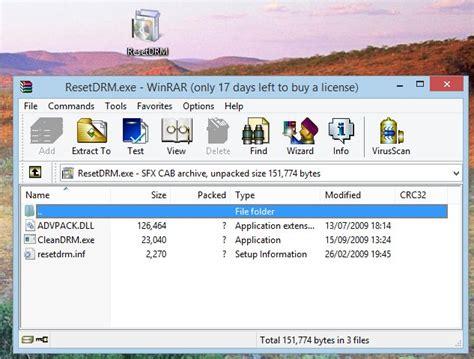 drm reset tool windows 8 using the resetdrm tool on windows 8