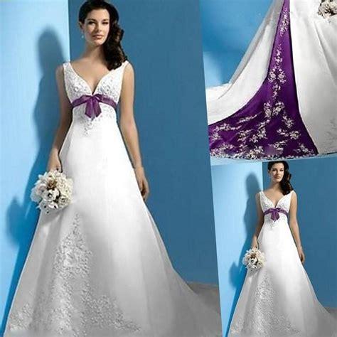 n white wedding dresses purple n white wedding dresses update may fashion 2018