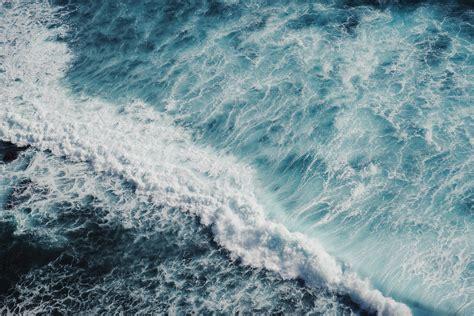 ocean waves ocean surf foam hd wallpaper wallpaper flare