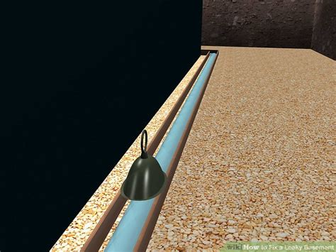 fix a leaky basement how to fix a leaky basement 8 steps with pictures wikihow