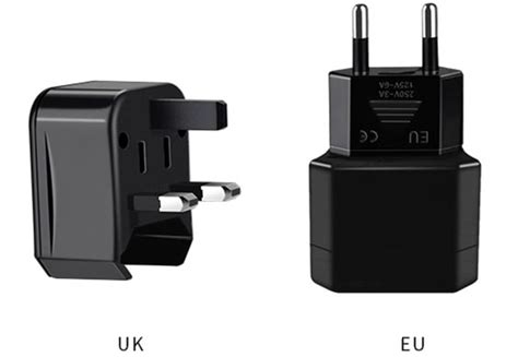 Universal Travel Adapter Usb Colokan Krisbow Connector hoco universal travel socket charger power adapter ac1