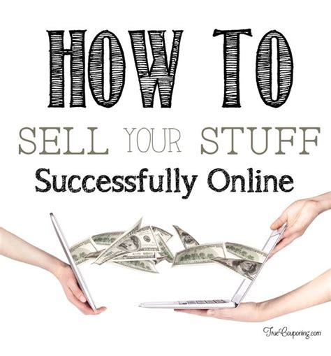 How To Make Money Online Selling Stuff - how to make money online selling via facebook ebay etsy or craigslist