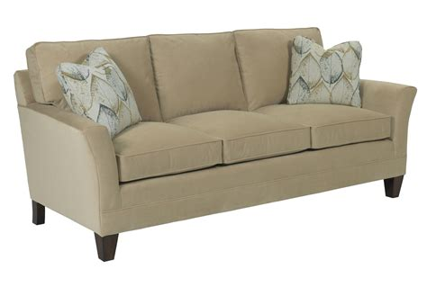 kincaid sofa reviews kincaid furniture studio select customizable 80 quot sofa