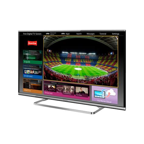 panasonic tx 42as650b 42 quot smart led tv panasonic from powerhouse je uk