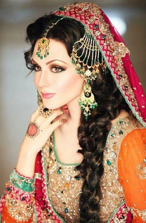 pakistani hair style video pakistani wedding hairstyles images for girls