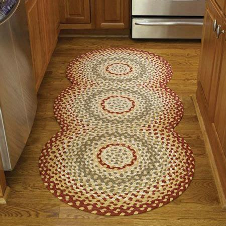 braided rug runners mill braided rug runner by park designs
