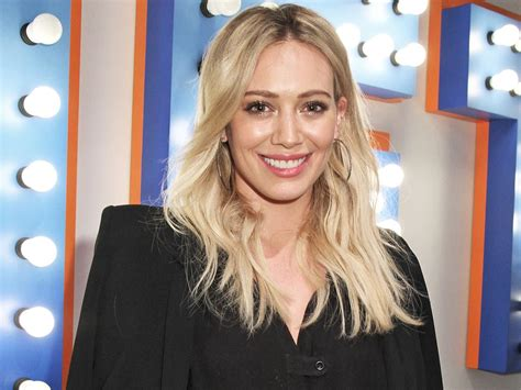 Hilary Talks About Split From Joel by Hilary Duff Joins Tinder