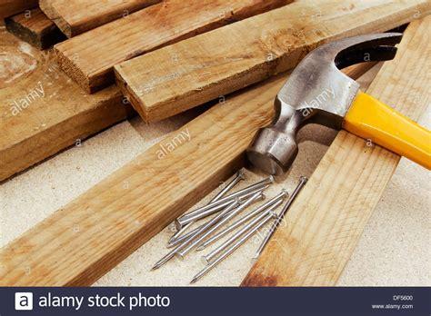 Wood And Nail