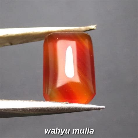 Batu Mulia Yaman Madu jual batu akik sulaiman yaman madu yang bagus wahyu mulia