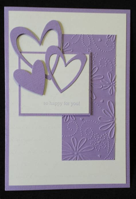 Engagement Cards Handmade - 25 best ideas about engagement cards on