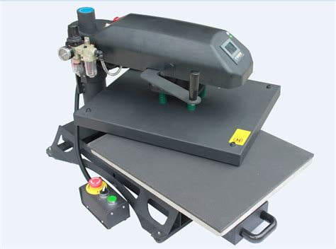 B1 Coldplayer Mouse Pad Metal Plat pneumatic auto heat press machine b1