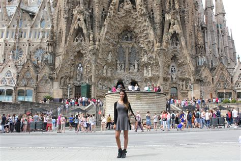 Like in a fairy tale, Barcelona: Sagrada Familia