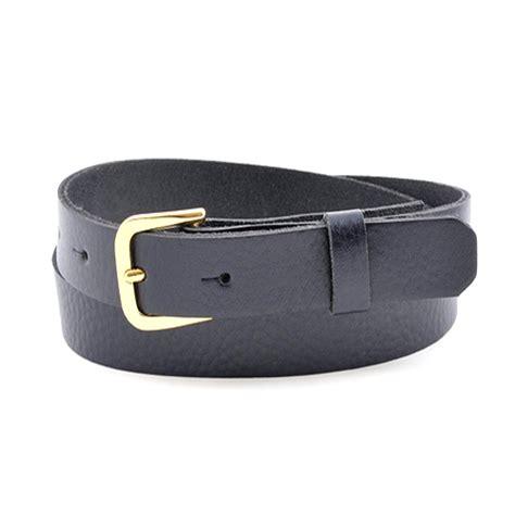 marine navy leather belt leather4sure leather belts straps