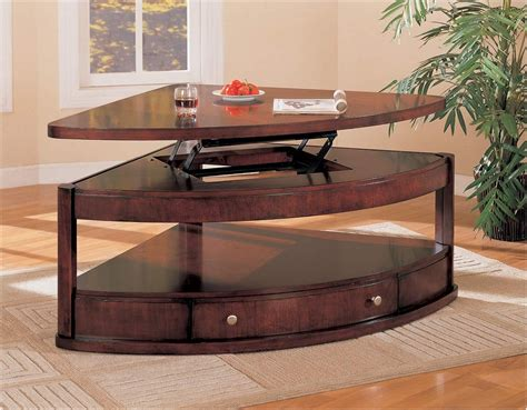 Pie Shaped Lift Top Coffee Table Pie Shaped Lift Top Coffee Table Best Exterior House