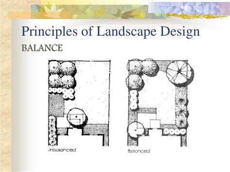 ppt principles of landscape design powerpoint presentation id 4201520